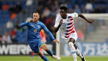 Україна U-20 – США U-20 – 2:1 – відео голів і огляд матчу