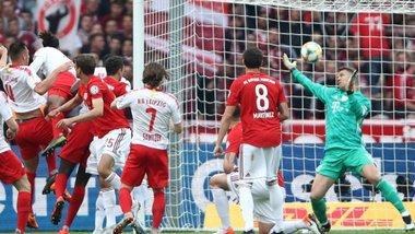 """Баварія оформила """"золотий дубль"""", розгромивши РБ Лейпциг у фіналі Кубка Німеччини"""