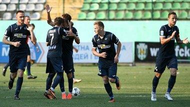 Олімпік врятував виїзну нічию з Карпатами у матчі з шістьма голами