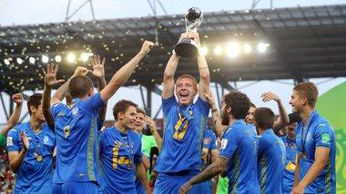 """""""Это – чудо! И это чудо – наше"""": реакция соцсетей на историческую победу Украины в финале ЧМ-2019 U-20"""