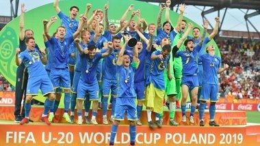 Воротар Динамо та інші гравці збірної України U-20 подарували фанатам свої квитки на фінал ЧС-2019 – красивий жест