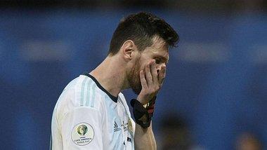 Копа Амеріка: Аргентина не зуміла переграти Парагвай – ще одне фіаско Мессі і Ко