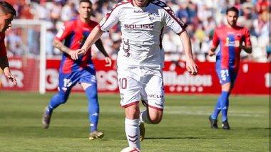 Зозуля все еще может остаться в Альбасете – политические причины затрудняют переход в другой клуб