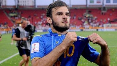 Булеца продлил контракт с Динамо и отправился в аренду в СК Днепр-1