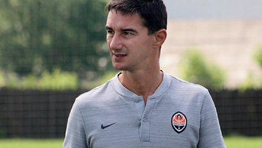 Шахтар оголосив про відхід Кривенцова з посади наставника молодіжної команди