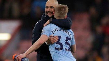 Зінченко може розпочати сезон в основі Манчестер Сіті – конкурент українця знову травмувався