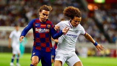 Барселона – Челсі: Бускетс привозить гол, Грізманн загострює, а Дембеле безбожно тринькає моменти