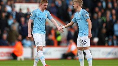Борнмут – Манчестер Сіті: онлайн-трансляція матчу АПЛ – Зінченко знову грає з перших хвилин