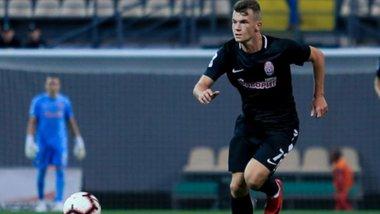 Хавбек Зари Кочергин заинтересовал два клуба Бундеслиги