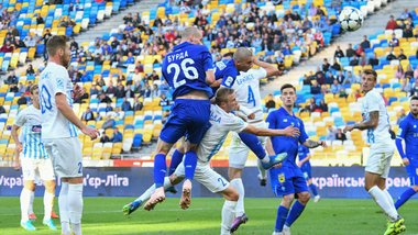 Динамо – Десна: онлайн-трансляція матчу УПЛ – як це було