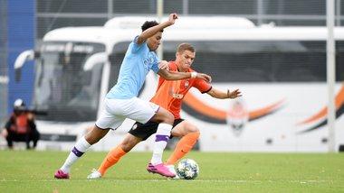 Шахтар U-19 болючою поразкою від Манчестер Сіті U-19 розпочав сезон у Юнацькій лізі УЄФА