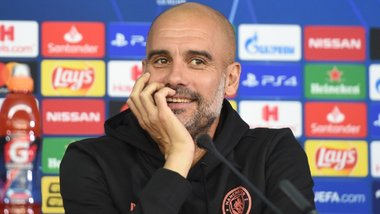 Шахтер – Манчестер Сити: предматчевая пресс-конференция Хосепа Гвардиолы