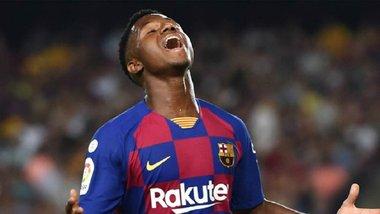 Талант Барселони Фаті може відмовитися від виступів за збірну Іспанії через примхи свого батька