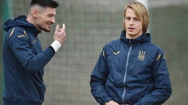 Шевченко довикликав Шабанова в збірну України на матчі з Литвою та Португалією