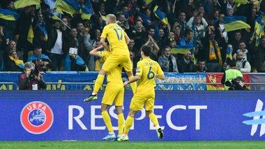 Україна – Португалія – 2:1 – відео голів та огляд матчу
