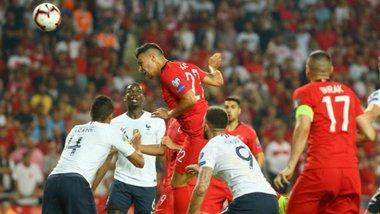 Євро-2020, кваліфікація: Англія за крок від виходу з групи, Франція та Туреччина розійшлися миром