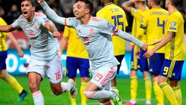 Іспанія вийшла на Євро-2020, вирвавши нічию зі Швецією в компенсований час