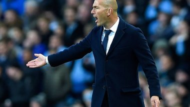 Реал може звільнити Зідана у разі поразки від Галатасарая в Лізі чемпіонів