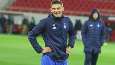 Миколенко – найкращий гравець 11 туру УПЛ