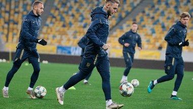 Україна U-21 – Данія U-21: стартові склади на матч відбору Євро-2021 U-21