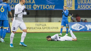 Україна – Естонія: 3-й капітан добуває перемогу з привітом від Львова – команда Шевченка розчаровує, але фарт не покидає
