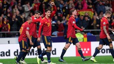 Іспанія знищила Румунію у домашньому матчі відбору до Євро-2020