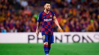 Барселона очікує на рішення Мессі щодо продовження контракту