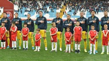 Украина и еще 2 сборные гарантировали себе место в первой корзине при жеребьевке Евро-2020
