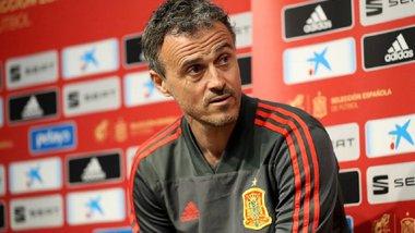 Луис Энрике снова возглавил сборную Испании