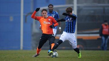 Шахтар U-19 у важкому матчі програв Аталанті U-19 та без перемог завершив виступи у Юнацькій лізі УЄФА