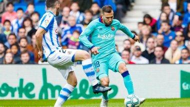 Барселона та Реал Сосьєдад розписали результативну нічию у видовищному матчі
