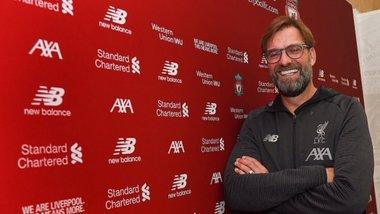 Клопп офіційно підписав новий контракт з Ліверпулем