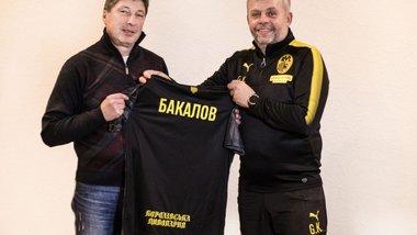 Бакалов офіційно очолив Рух