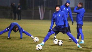 Динамо проведе 8-9 спарингів під час зимової паузи, – ЗМІ
