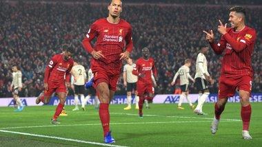 Ліверпуль втримав перемогу над Манчестер Юнайтед – все вирішив фірмовий кутовий