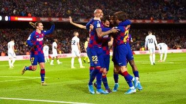 Барселона дожала Гранаду в дебютном матче Сетьена – каталонцы не отпустили Реал на вершине Примеры
