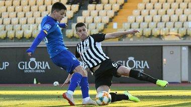 Динамо здобуло першу перемогу в 2020 році – забивають знову тільки українці