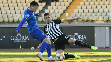 Динамо – Нефтчи: украинская молодежь тянет к первой победе в году – провальный тайм, новые позитивы и проблемные игроки