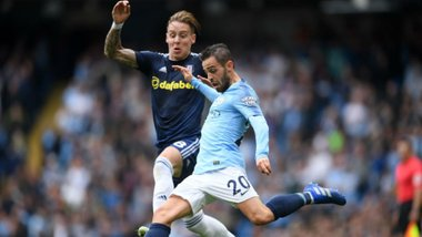 Манчестер Сіті – Фулхем: Зінченко поза основою на матч Кубка Англії – онлайн-трансляція