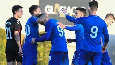 Динамо офіційно визначилося з усіма суперниками на другому тренувальному зборі