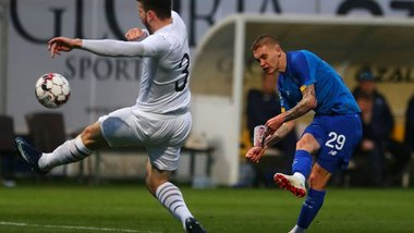Динамо Київ – Динамо Тб: Русин та інші нові лідери, 18 результативних гравців, запасний ефективніший за основного