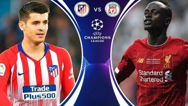 Атлетико – Ливерпуль: анонс матча 1/8 финала Лиги чемпионов