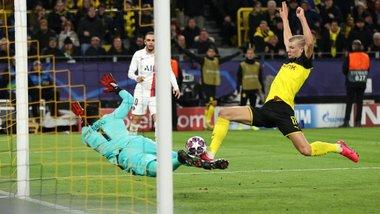 Борусія здобула перемогу над ПСЖ завдяки дублю Холанда – дортмундці змарнували купу шансів і пропустили гол від Неймара