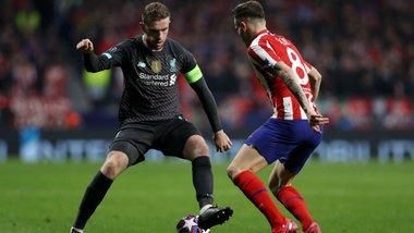 Атлетико обыграл Ливерпуль – действующий победитель ЛЧ серьезно усложнил себе жизнь, потерпев болезненное поражение