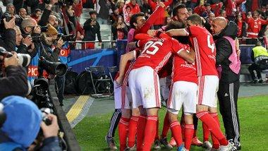 Шахтар – Бенфіка: португальці оголосили заявку на матч Ліги Європи