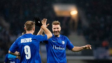Рома – Гент: Безус і Пластун потрапили у стартовий склад на матч 1/16 фіналу Ліги Європи