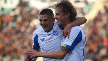Динамо – Ворскла: онлайн-трансляция драматичного матча УПЛ – как это было