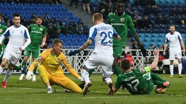 Динамо – Ворскла: Киев пропускает легкий гол – ничья в историческом матче УПЛ