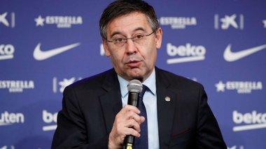 Барселона може провести дострокові вибори президента