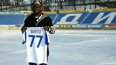 Беніто продовжує забивати за молодіжку Динамо – гравець відзначився першим дотиком у матчі